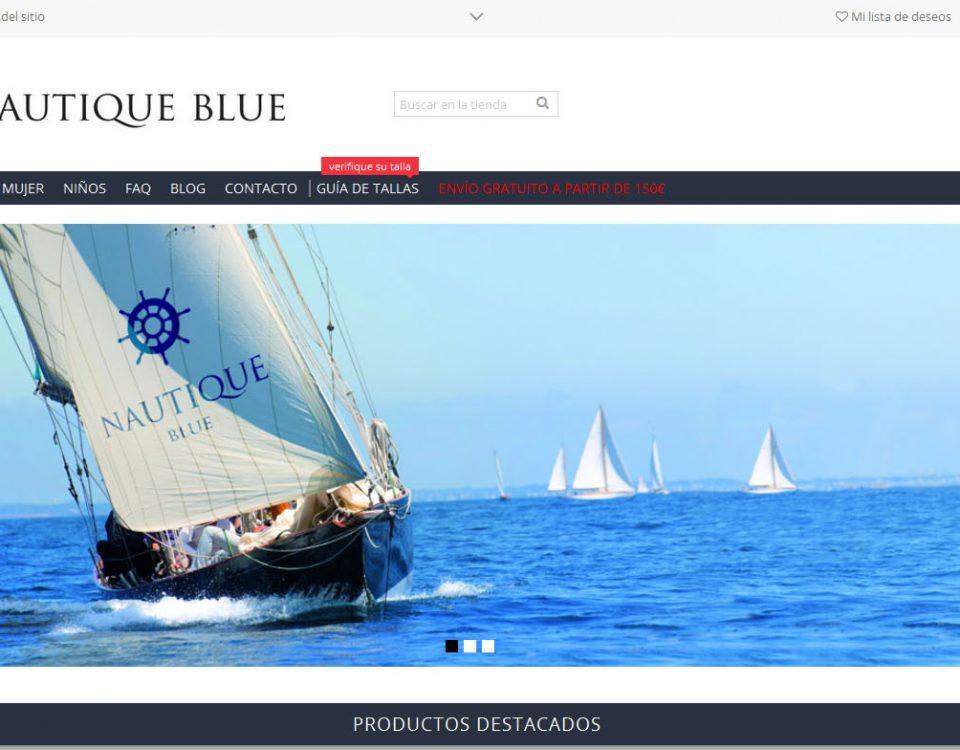 Nautique Blue